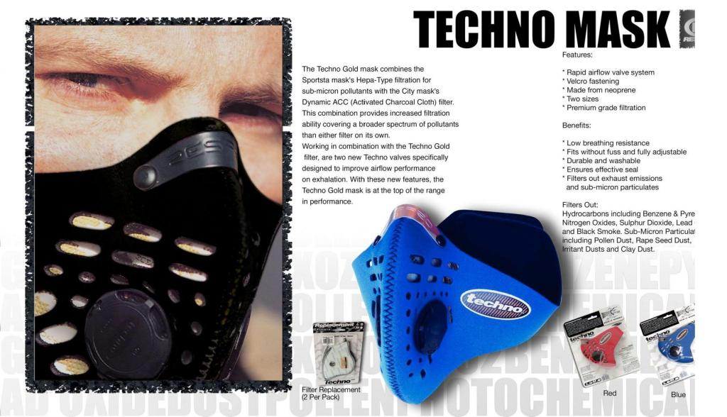 TECHNO™ MASK