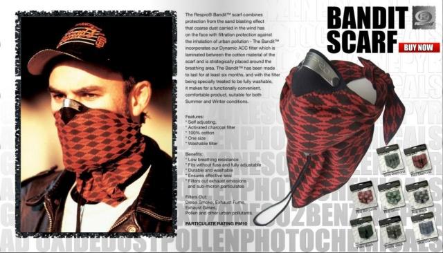 BANDIT SCARF