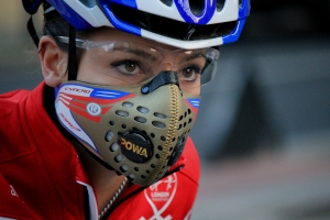 Respro® Masks FAQ: How do I stop my glasses from misting up?